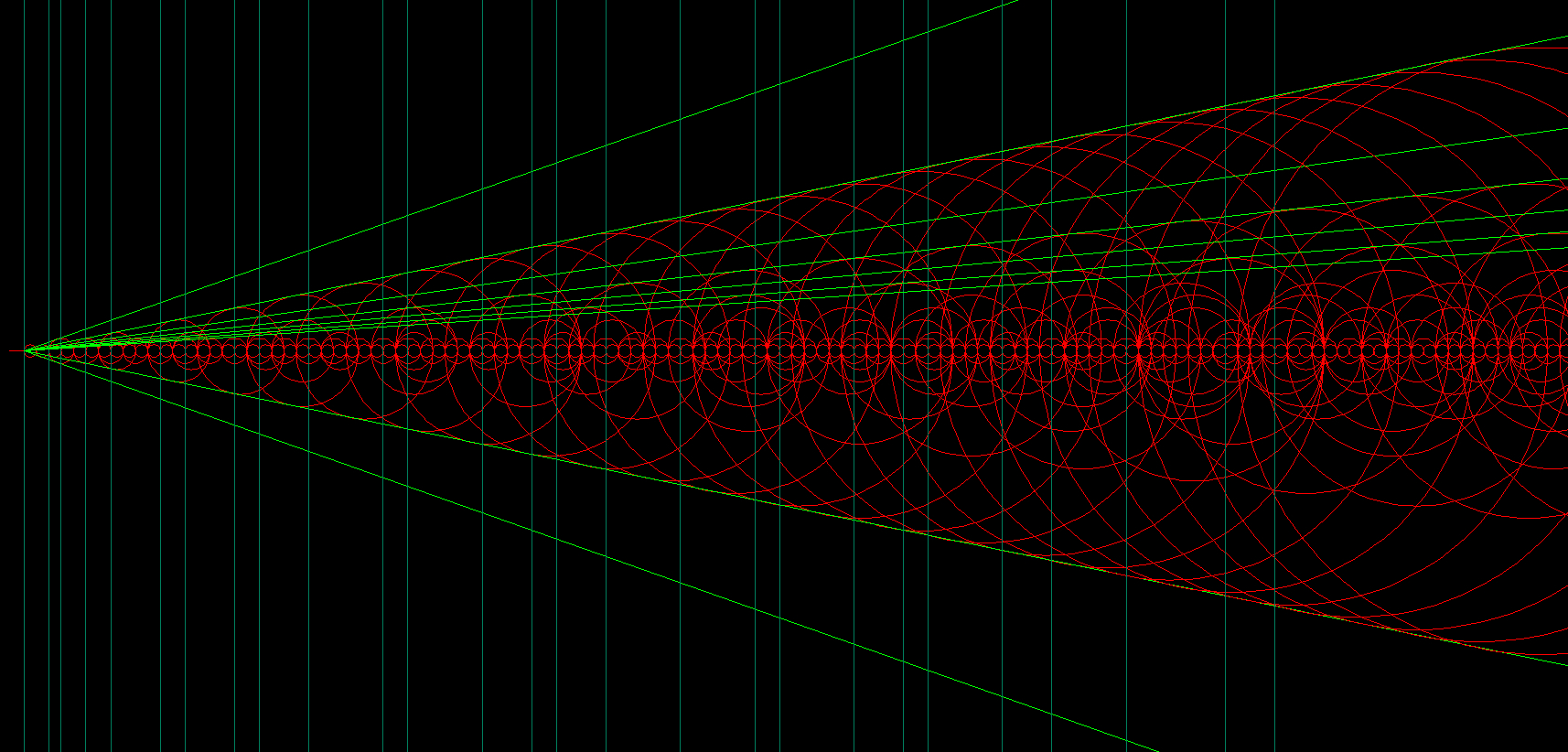 Prime Number Pattern Interesting Design